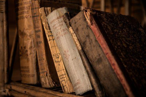 ספרים חדשים וגם ישנים